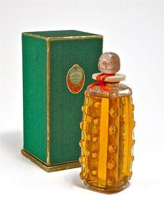 1921 Lalique - Roger & Gallet Perfume Bottle