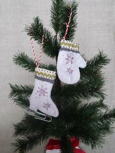 Check out this item in my Etsy shop https://www.etsy.com/listing/208417567/pair-of-christmas-tree-decorations-a