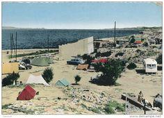 Les Goudes - Camping