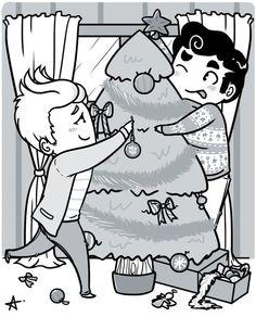 Klaine Christmas