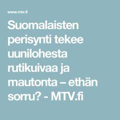 Suomalaisten perisynti tekee uunilohesta rutikuivaa ja mautonta – ethän sorru? - MTV.fi