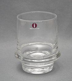Marski, Tapio Wirkkala Shopping Places, Drinking Glass, Marimekko, Old Antiques, Glass Design, Gravity Falls, Scandinavian Design, Finland, Shot Glass