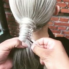 THE CHINESE STAIRCASE BRAID