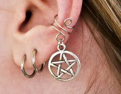 Blessed Be - Ear Cuff
