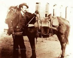 Wyatt Earp Rare | WYATT-EARP-c1890-RARE-PHOTO-GUNFIGHTER-LAWMAN-SHERIFF-GAMBLER-DODGE ...