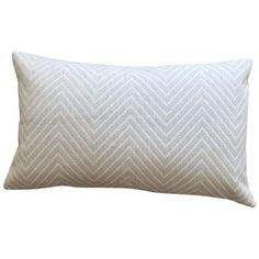 Lee Jofa Groundworks Lumbar Pillow (200 CAD) ❤ liked on Polyvore featuring home, home decor, throw pillows, pillows, baby blue throw pillows, kelly wearstler, gray accent pillows, grey throw pillows and grey home decor