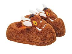 Independent: The 10 best slippers, in at number 7!  7. Mothercare Gruffalo Slippers He has terrible tusks and terrible claws... - The Independent