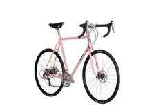 Die Manner Rennräder - eine Sonderanfertigung extra für die Manner Picknick Tour.