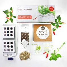 Seed Pantry Grow Pod With Seed Kit