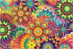 Pure Color Cross Stitch PDF Needlework Pattern - DIY Crossstitch Chart, Relaxing Hobby, Needlework PDF Design