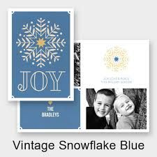Snowflakes and blue