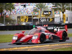 MZ Racing - MAZDA Motorsport - The 2016 Mazda Prototype Team Lineup