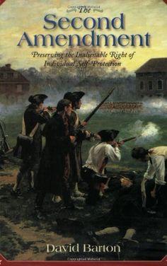 The Second Amendment by David Barton,http://www.amazon.com/dp/0925279773/ref=cm_sw_r_pi_dp_KUbJsb0JE17P37PD