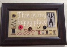 The Scarlett House - This Is My Happy Place – Stoney Creek Online Store