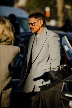 Best street style from Paris Fashion Week AW20   British GQ