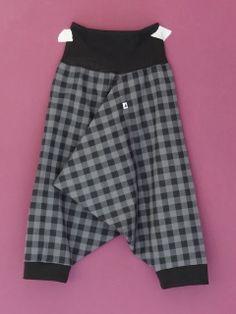 diario de naii: Pantalones Sarouels express