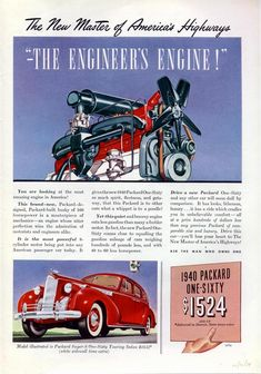 http://oldcaradvertising.com/Packard%20Ads/1940/1940%20Packard%20Ad-02.html