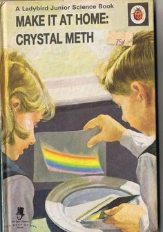 Book of Jr Science: Makin Meth at Home