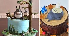 10+ Totoro Cakes That Are Too Cute To Eat | Bored Panda