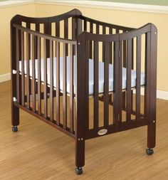 Orbelle Trading The Tian 3 in 1 Portable Crib with Two Levels, Cherry - http://www.discoverbaby.com/new-arrivals/furniture/orbelle-trading-the-tian-3-in-1-portable-crib-with-two-levels-cherry/