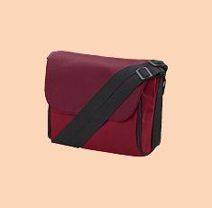 Una bella borsa capiente per le mille cose da avere sempre con se quando si ha un bimbo piccolo!  Prima Infanzia   Paniate - Accessori Carrozzina