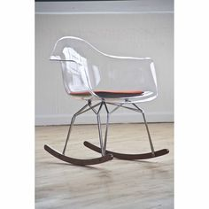 Kubikoff Collection Diamond Arm Rockchair - Click to enlarge