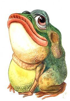 "Victor Molev. ""The Frog"""