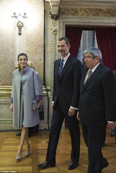 King Felipe and Queen Letizia Visit Portugal – Day 3
