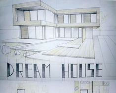 Architecture House Design Drawing glass+wood house design, conceptual sketches | architecture
