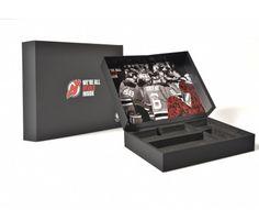 Creative Packaging | New Jersey Devils Season Ticket Presentation Box