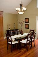 34 Totally Inspiring Dining Room Colors Brown That Will Transform Your Home 34 Totally Inspiring Dining Room Colors Brown That Will Transform Your Home Home Design Ideas 2019 Luxury Dining Room nbsp hellip Living Room navy Green Dining Room Paint, Best Dining Room Colors, Accent Walls In Living Room, Home Living Room, Nautical Dining Rooms, Tuscan Dining Rooms, Luxury Dining Room, Dining Room Design, Dining Room Ceiling Lights