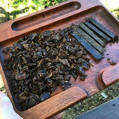 Pressed tobacco after a week in the C Clamp tobacco press Wooden Smoking Pipes, Tobacco Pipe Smoking, Tobacco Pipes, Smoking Wood, Pipes And Cigars, Cigars And Whiskey, Plastic Plumbing Pipe, Cigar Shops, Meerschaum Pipe