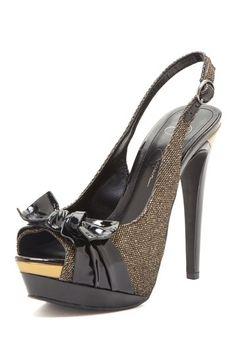 Sierra High Heel Sandal