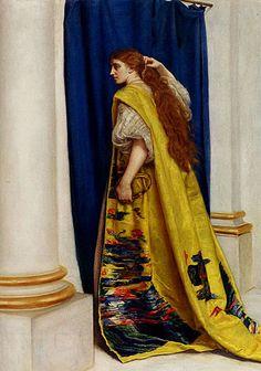 John Everett Millais - Esther