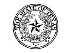 Texas Tattoos, Houston Tattoos, Seal Tattoo, Texas Logo, Loving Texas, Texas Pride, Lone Star State, Clip Art, Texas History