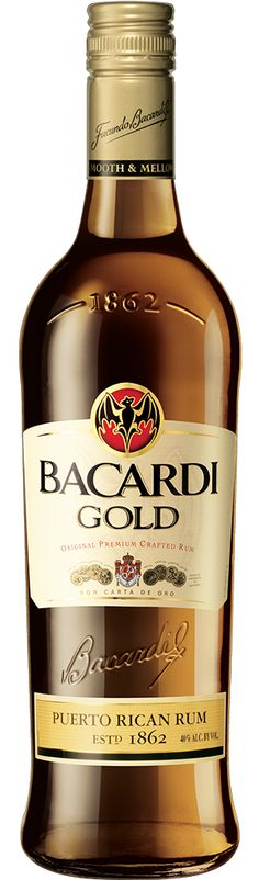 Bacardi - BACARDI Gold A little Coke, slice of lime-summertime!