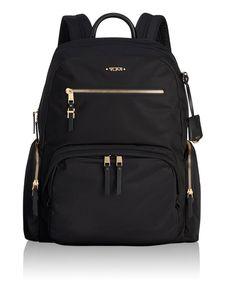 Carson Backpack - Voyageur - Tumi United States - Black 95b77b2e97574
