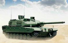 Main Battle Tank | Altay Main Battle Tank