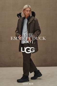 Ugg Shop, Black Women Fashion, Womens Fashion, Duck Boots, Well Dressed Men, Cold Weather, Uggs, Short Hair Styles, Cute Outfits