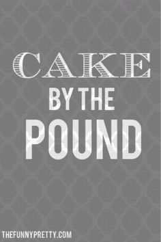Pound Cake Meaning Beyonce