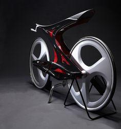 Machine du futur...  #velo #bike