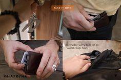 EDC Card, the Everyday Carry Multi-Tool Pre-Order | Cha-O-Ha Design Co.