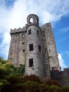 Blarney Castle,Ireland
