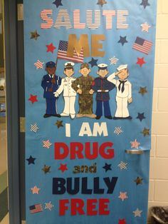 good bb idea College students need this Drug Free Door Decorations, School Door Decorations, Drug Free Week, Drug Free Posters, Red Ribbon Week, School Doors, Bullying Prevention, Teachers Corner, Classroom Themes