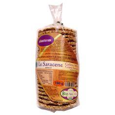 Le Gallette sono un ottimo e pratico modo per consumare il grano saraceno, sempre più apprezzato e consigliato da medici e nutrizionisti per i suoi benefici. Nella sua composizione proteica il grano saraceno non contiene glutine ed è ottimo per cuore e intestino in quanto svolge una ottima azione disintossicante