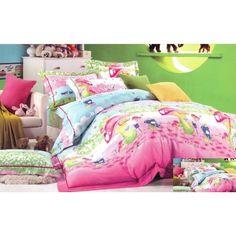 Modro ružová obliečka na detskú posteľ s hríbikmi Comforters, Blanket, Bedding, Furniture, Home Decor, Beautiful, Creature Comforts, Quilts, Decoration Home