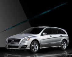Mercedes R350 Crossover 2012