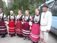 Choir ('leelo') from Setomaa, #Estonia, fot. K.Sielicka, 2013