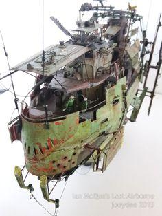 Ian McQue: The Last Airborne