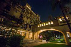 Castle Garden venue in Pasadena